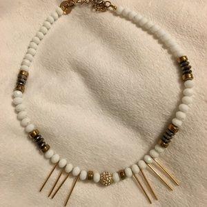 +Kristalize jewelry choker+